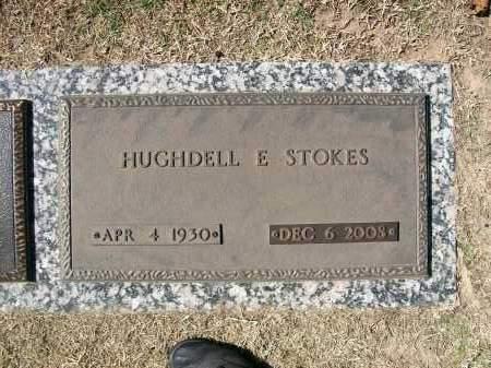 STOKES, HUGHDELL E. - Baxter County, Arkansas   HUGHDELL E. STOKES - Arkansas Gravestone Photos