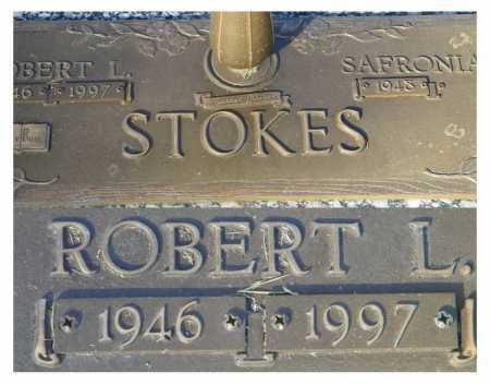 STOKES, ROBERT L - Baxter County, Arkansas | ROBERT L STOKES - Arkansas Gravestone Photos