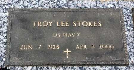 STOKES (VETERAN), TROY LEE - Baxter County, Arkansas | TROY LEE STOKES (VETERAN) - Arkansas Gravestone Photos