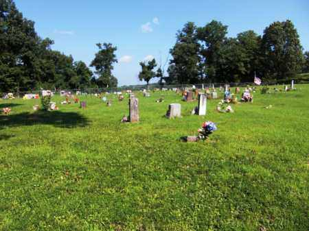 *, THACKER CEMETERY OVERVIEW - Baxter County, Arkansas | THACKER CEMETERY OVERVIEW * - Arkansas Gravestone Photos