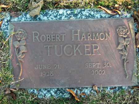 TUCKER, ROBERT HARMON - Baxter County, Arkansas | ROBERT HARMON TUCKER - Arkansas Gravestone Photos
