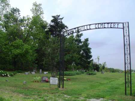 *, WHITEVILLE CEMETERY GATE - Baxter County, Arkansas   WHITEVILLE CEMETERY GATE * - Arkansas Gravestone Photos