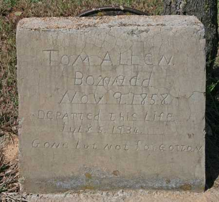 ALLEN, TOM - Benton County, Arkansas | TOM ALLEN - Arkansas Gravestone Photos