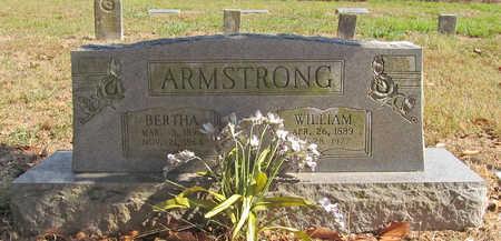 MCNAIR ARMSTRONG, BERTHA - Benton County, Arkansas | BERTHA MCNAIR ARMSTRONG - Arkansas Gravestone Photos