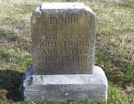 ARMSTRONG, ELNOR - Benton County, Arkansas | ELNOR ARMSTRONG - Arkansas Gravestone Photos