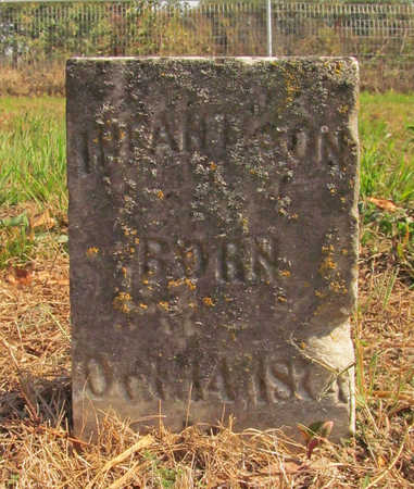 ARMSTRONG, INFANT SON - Benton County, Arkansas | INFANT SON ARMSTRONG - Arkansas Gravestone Photos