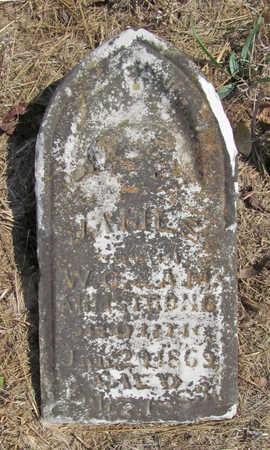 ARMSTRONG, JAMES - Benton County, Arkansas | JAMES ARMSTRONG - Arkansas Gravestone Photos