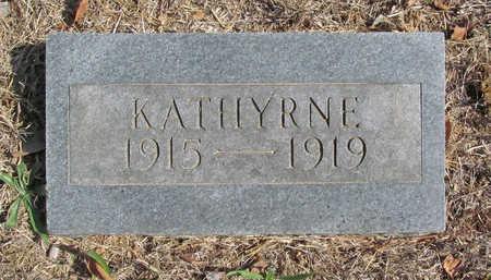 ARMSTRONG, KATHRYNE - Benton County, Arkansas | KATHRYNE ARMSTRONG - Arkansas Gravestone Photos