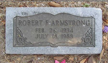 ARMSTRONG, ROBERT F - Benton County, Arkansas | ROBERT F ARMSTRONG - Arkansas Gravestone Photos