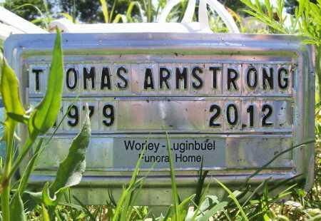ARMSTRONG, THOMAS - Benton County, Arkansas | THOMAS ARMSTRONG - Arkansas Gravestone Photos