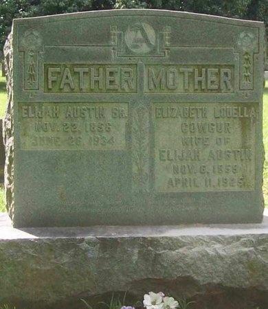 AUSTIN, SR, ELIJAH - Benton County, Arkansas   ELIJAH AUSTIN, SR - Arkansas Gravestone Photos