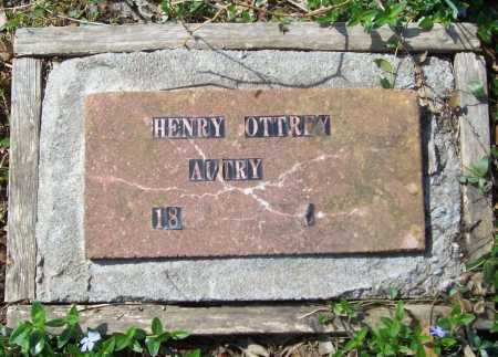 AUTRY, HENRY OTTREY - Benton County, Arkansas   HENRY OTTREY AUTRY - Arkansas Gravestone Photos