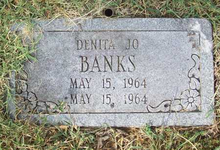 BANKS, DENITA JO - Benton County, Arkansas | DENITA JO BANKS - Arkansas Gravestone Photos