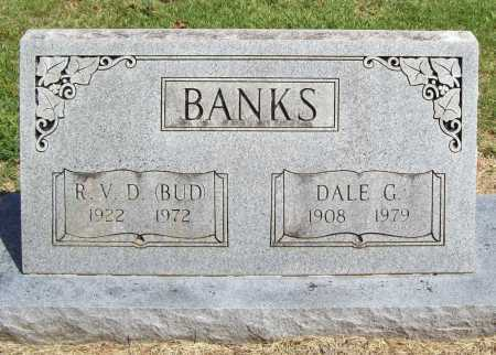 "BANKS, R. V. D. ""BUD"" - Benton County, Arkansas 