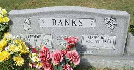 BANKS, FREDDIE E - Benton County, Arkansas | FREDDIE E BANKS - Arkansas Gravestone Photos