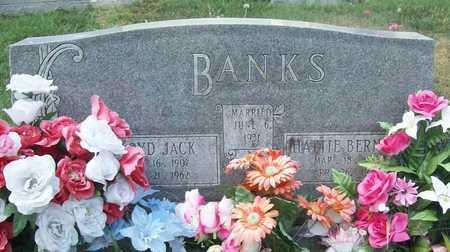 BANKS, HATTIE BERNICE - Benton County, Arkansas | HATTIE BERNICE BANKS - Arkansas Gravestone Photos