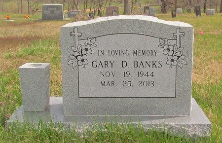 BANKS, GARY D - Benton County, Arkansas | GARY D BANKS - Arkansas Gravestone Photos