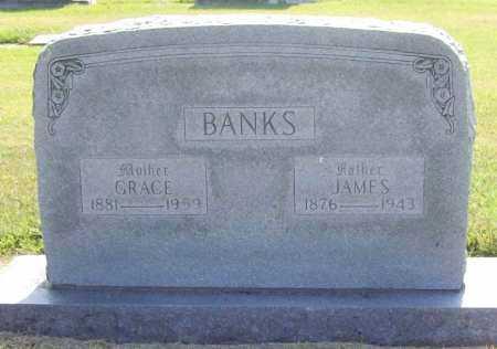 BANKS, JAMES - Benton County, Arkansas | JAMES BANKS - Arkansas Gravestone Photos