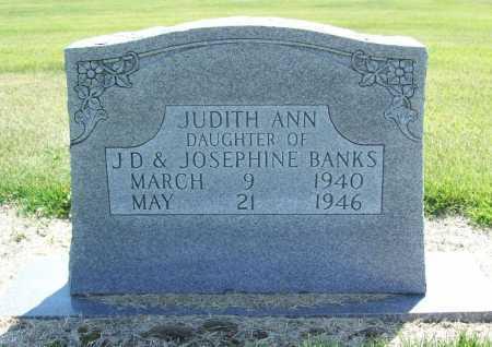 BANKS, JUDITH ANN - Benton County, Arkansas   JUDITH ANN BANKS - Arkansas Gravestone Photos