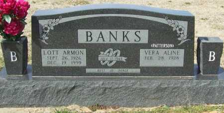 BANKS, VERA ALINE - Benton County, Arkansas | VERA ALINE BANKS - Arkansas Gravestone Photos