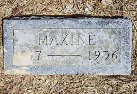 BANKS, MAXINE - Benton County, Arkansas   MAXINE BANKS - Arkansas Gravestone Photos