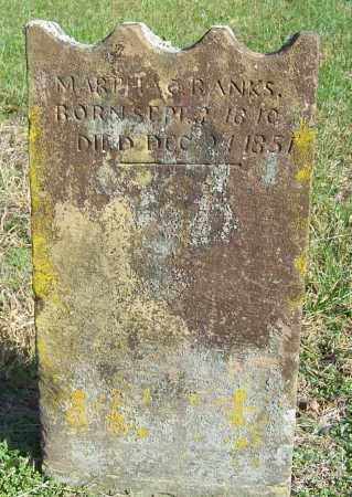 BANKS, MARTHA C. - Benton County, Arkansas | MARTHA C. BANKS - Arkansas Gravestone Photos