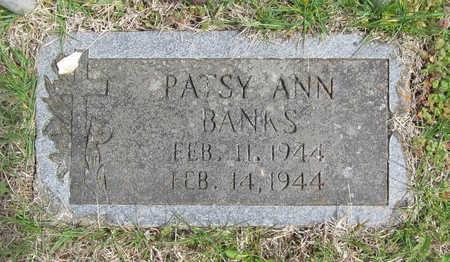 BANKS, PATSY ANN - Benton County, Arkansas   PATSY ANN BANKS - Arkansas Gravestone Photos