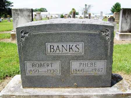 BANKS, ROBERT - Benton County, Arkansas | ROBERT BANKS - Arkansas Gravestone Photos