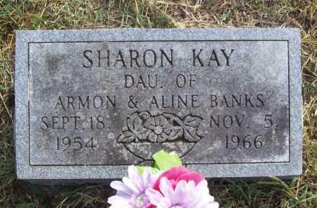 BANKS, SHARON KAY - Benton County, Arkansas   SHARON KAY BANKS - Arkansas Gravestone Photos