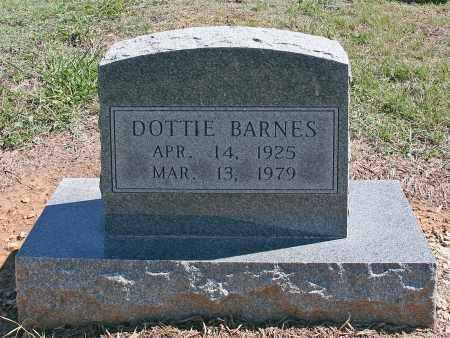BARNES, DOTTIE - Benton County, Arkansas | DOTTIE BARNES - Arkansas Gravestone Photos