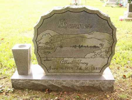BARNES, ALBERT  TROY - Benton County, Arkansas | ALBERT  TROY BARNES - Arkansas Gravestone Photos