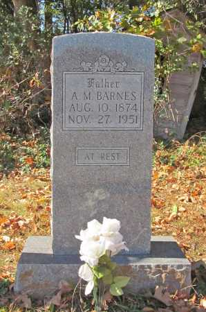 BARNES, A M - Benton County, Arkansas | A M BARNES - Arkansas Gravestone Photos