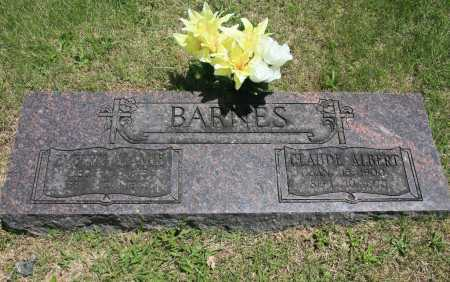 BARNES, EVELYN MAMIE - Benton County, Arkansas | EVELYN MAMIE BARNES - Arkansas Gravestone Photos