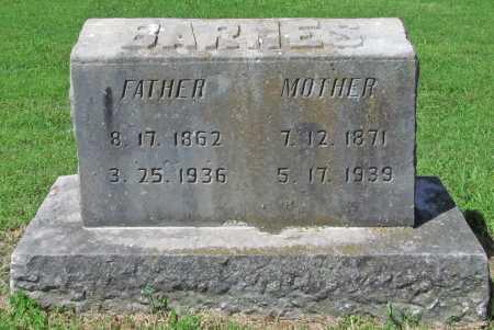 BARNES, MOTHER - Benton County, Arkansas | MOTHER BARNES - Arkansas Gravestone Photos