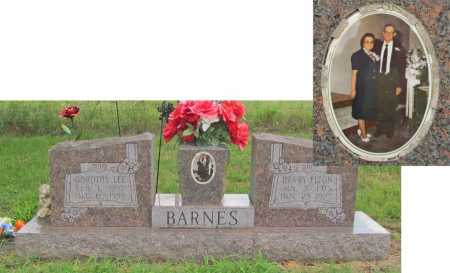 BARNES, HENRY ELTON - Benton County, Arkansas   HENRY ELTON BARNES - Arkansas Gravestone Photos
