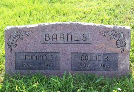 BARNES, DOLLIE R. - Benton County, Arkansas | DOLLIE R. BARNES - Arkansas Gravestone Photos