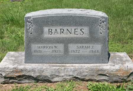 GASTON BARNES, SARAH JANE ELIZABETH - Benton County, Arkansas | SARAH JANE ELIZABETH GASTON BARNES - Arkansas Gravestone Photos