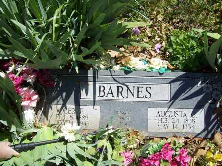 BARNES, OLER EMMIT - Benton County, Arkansas | OLER EMMIT BARNES - Arkansas Gravestone Photos