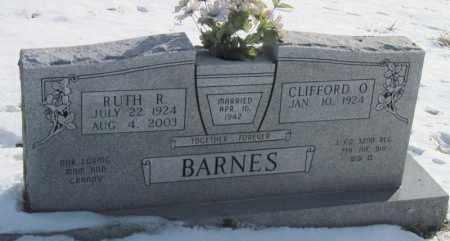 BARNES, RUTH R. - Benton County, Arkansas | RUTH R. BARNES - Arkansas Gravestone Photos