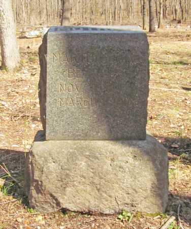 BEAVERS, MARTHA JANE - Benton County, Arkansas | MARTHA JANE BEAVERS - Arkansas Gravestone Photos