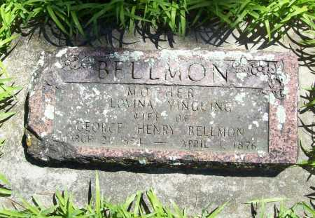 BELLMON, LOVINA - Benton County, Arkansas | LOVINA BELLMON - Arkansas Gravestone Photos