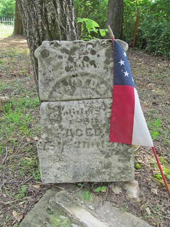 BOYDSTON, ASA - Benton County, Arkansas | ASA BOYDSTON - Arkansas Gravestone Photos