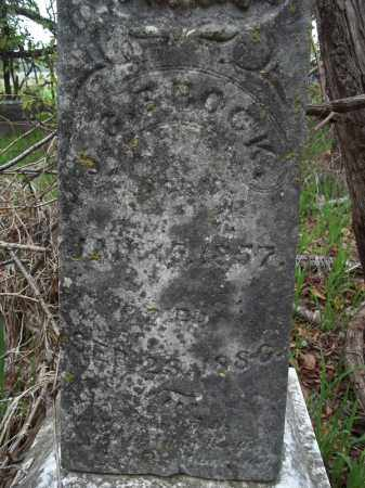 BROCK, J. R. (CLOSEUP) - Benton County, Arkansas   J. R. (CLOSEUP) BROCK - Arkansas Gravestone Photos