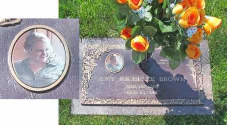 BROWN, AMY MICHELLE - Benton County, Arkansas | AMY MICHELLE BROWN - Arkansas Gravestone Photos