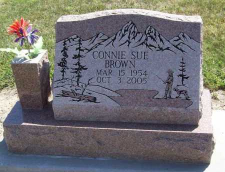 BROWN, CONNIE SUE - Benton County, Arkansas | CONNIE SUE BROWN - Arkansas Gravestone Photos