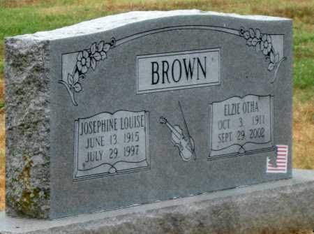 BROWN, JOSEPHINE LOUISE - Benton County, Arkansas | JOSEPHINE LOUISE BROWN - Arkansas Gravestone Photos