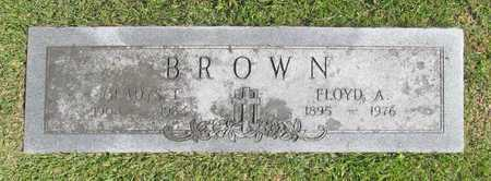 BROWN, GLADYS I - Benton County, Arkansas | GLADYS I BROWN - Arkansas Gravestone Photos