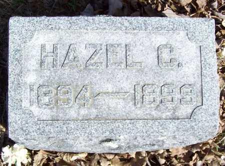 BROWN, HAZEL C - Benton County, Arkansas | HAZEL C BROWN - Arkansas Gravestone Photos