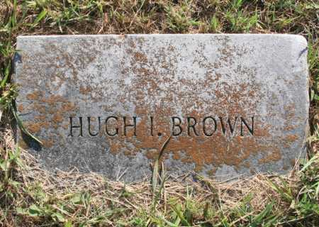 BROWN, HUGH ISAAC - Benton County, Arkansas | HUGH ISAAC BROWN - Arkansas Gravestone Photos