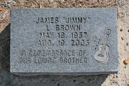 "BROWN, JAMES ""JIMMY"" L. - Benton County, Arkansas   JAMES ""JIMMY"" L. BROWN - Arkansas Gravestone Photos"